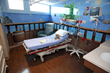 Two Pirate-Themed Pediatric Rooms