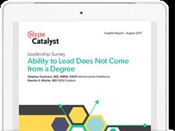 NEJM Catalyst Insights Report