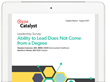 NEJM Catalyst Insights Report: Physician-Administrator Shared Leadership Models are 85% Effective in Health Care Organizations