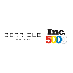 BERRICLE Celebrates Five Consecutive Years on Inc. 5000 List
