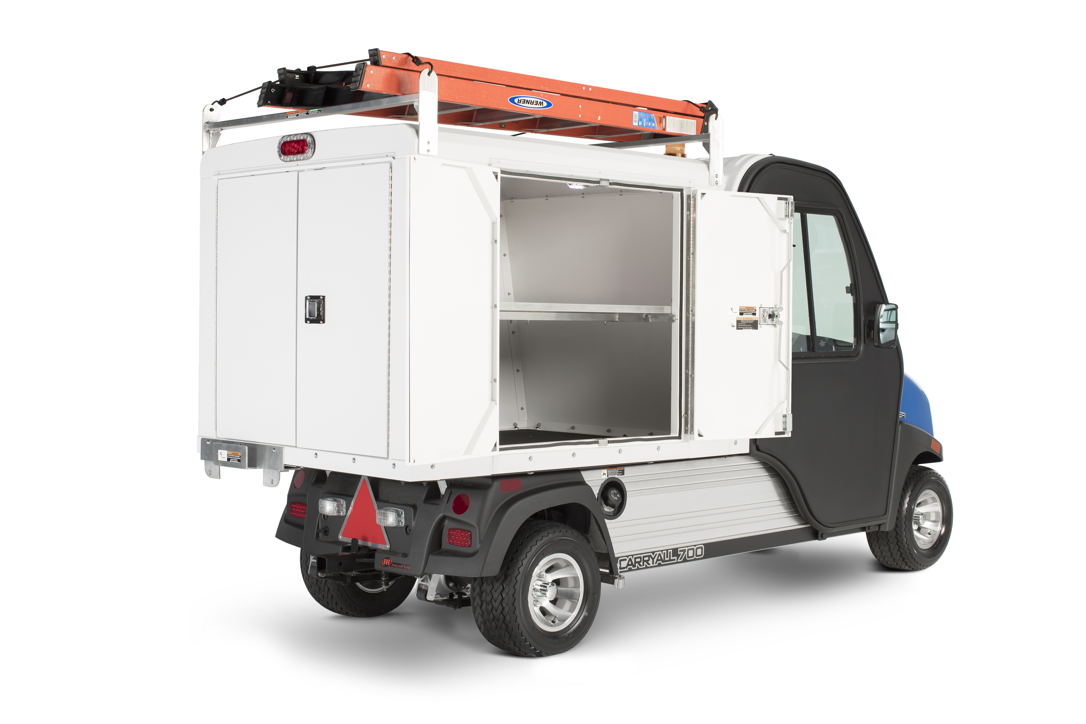 Club Car Introduces Improved Van Boxes for Carryall® 500 ...