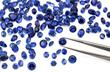 Cut Yogo Sapphires