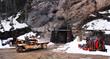 Vortex Mine entrance