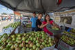 Nana Mae's Organics at the market