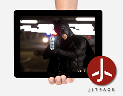 JetPack IFE makes iPad based entertainment secure and engaging for customers