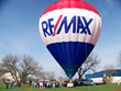 RE/MAX Hot Air Balloon Visits Westwood Elementary in Woodstock, Ill., Offering an Exciting, Interactive Educational Experience on Aug. 23