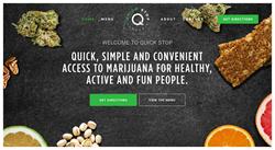 Quick Stop Cannabis Dispensary in Eugene, Oregon