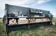 "5'4"" Anthracite WWOO Concrete Outdoor Kitchen"