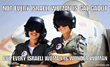 "Meme of two women in the IDF Air Force with the caption, ""Not every Israeli woman is Gal Gadot, but every Israeli woman is Wonder Woman"""