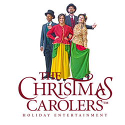 The Christmas Carolers hire dickens carolers hire victorian carolers holiday entertainment