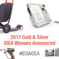 Best of the Best: IDSA IDEA 2017 Unveils Gold and Silver Winning ...