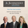 Jachimowicz Law Group Moves Into New San Jose Office