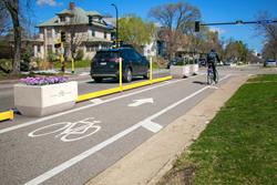 Protected Bikeway & Pedestrian Solutions