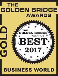 futurepay wins four golden bridge awards 2017