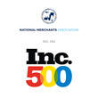 National Merchants Association Makes the Inc. 500 List of the Nation's Fastest-Growing Companies with Record Expansion