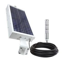 Solar Powered LED Stack Light