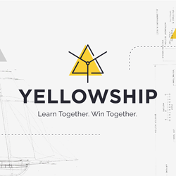 Yellowship Lessonly Logo
