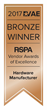 APG Cash Drawer Awarded RSPA Bronze Award of Excellence for Outstanding Hardware at RetailNOW 2017