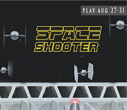 Swinomish Space Shooter game developed by OfferCraft