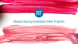 The Fashion Institute of Technology Launches First-Ever Online Certificate Program in Beauty Industry Careers