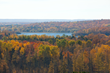 Stunning vistas and thousands of acres of pristine forests provide great Fall color viewing near Grand Rapids