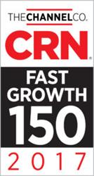 CRN Fast Growth 150 2017