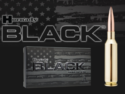 Crow Shooting Supply Hornady Black 6mm Creedmoor