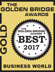 Golden Bridge Awards logo