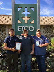 ETCO Awarded Employer of the Year Award