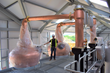 New stills arrive at GlenWyvis Distillery