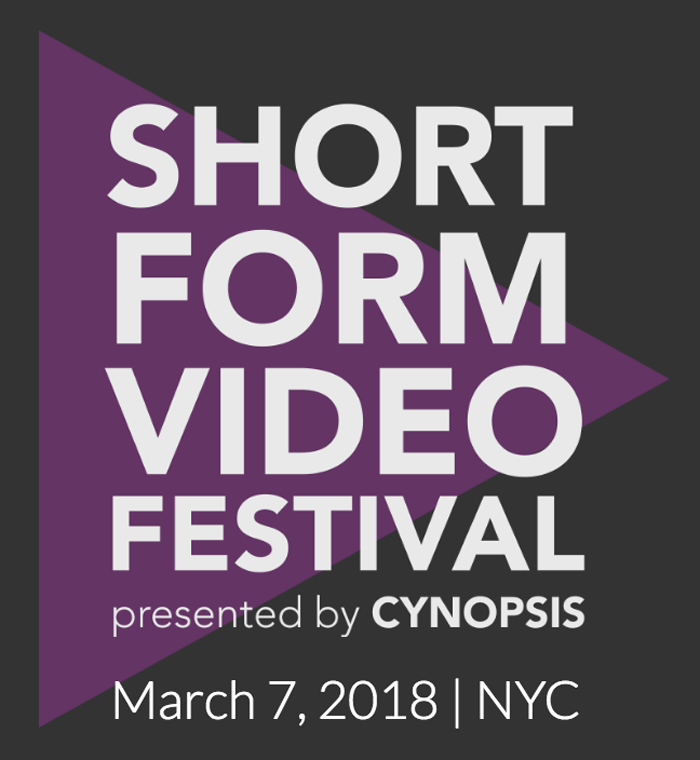 Call for Entries Open for Inaugural Cynopsis Short Form Video Awards