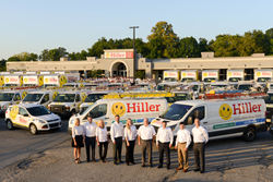 Image of Hiller's Corporate Office and Executive Team in Nashville, TN