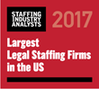 HCMC Legal (Hire Counsel and Mestel & Company) Named On 2017 List of Largest Legal Staffing Firms in the US by Staffing Industry Analysts