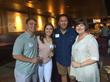Bowling for Dollars - (L2R)  Brooks Tilley, Lindsey Tilley, John Chase, Karen Dwyer