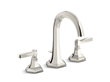 KALLISTA® Unveils New Widespread Faucet to its Timeless For Town Collection by Michael S Smith