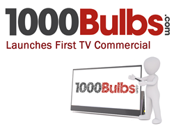 1000Bulbs.com Launches First TV Commercial