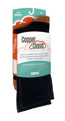 Copper Cloud help keep feet dry, odor free and feeling great. Guaranteed!