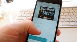 Presentation X Factor - Online presentation skills training course