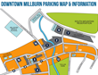 Millburn Township has worked to ensure that short term and long term public parking is easily available downtown.
