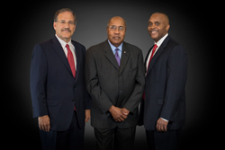Jonathan Silverman, William T. (Bill) Wilson, Jr. and Robert T. Reives, II