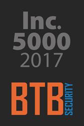 BTB Security Inc 5000 2017