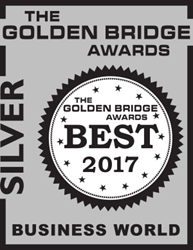 BROWZ Support Service Winner Golden Bridge Awards