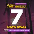 2017 Coast 2 Coast LIVE Music Conference Is Just One Week Away!