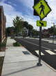 As part of the Complete Streets program, Millburn added ADA compliant ramps and shorter crosswalks for pedestrian safety.
