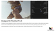 FCPX Plugins - ProGlass Drip - Pixel Film Effects