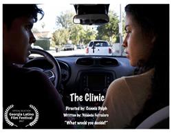 The Clinic - A Short Film by Connie Dolph and Yolanda Ferraloro