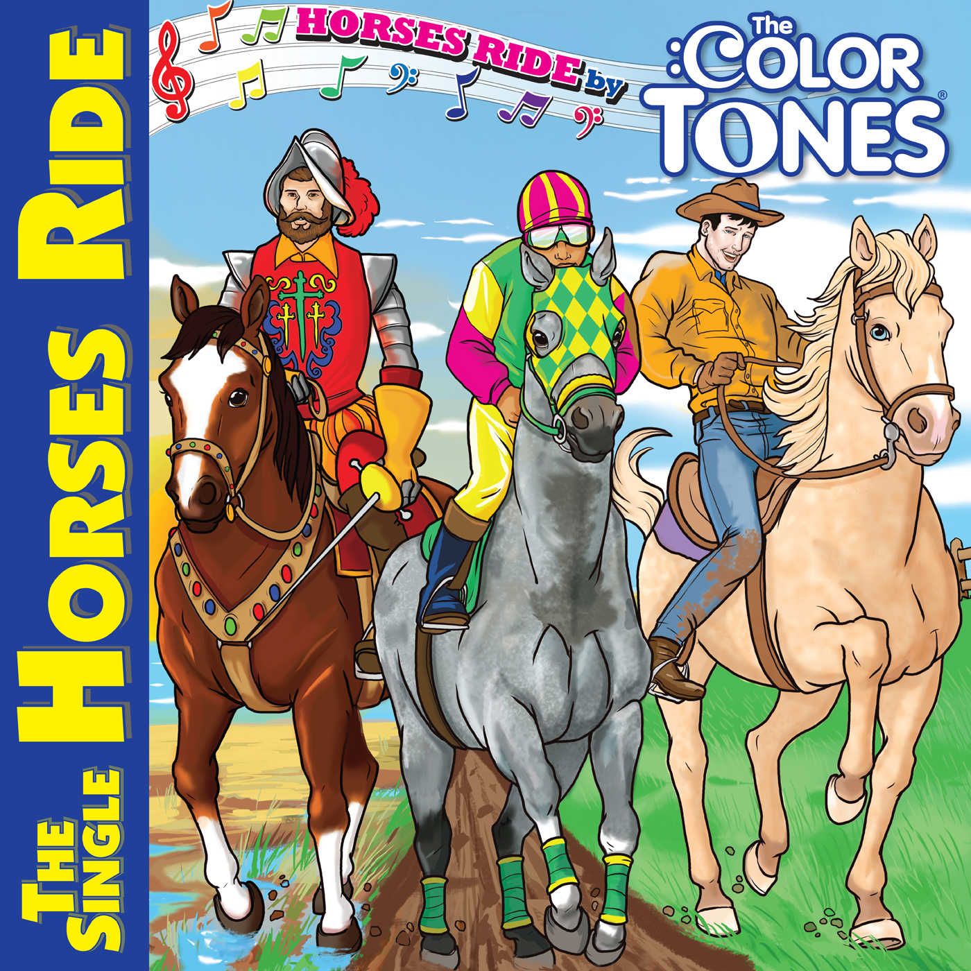 Musical Coloring Books, Greeting Cards, Posters Debut With Song ...