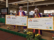 Charles Miller and Mikayla Schlosser Crowned Minnesota Poultry Prince and Princess at 2017 State Fair