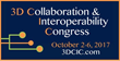 Sigmetrix Announces Sponsorship of 2017 3D Collaboration & Interoperability Congress + Quality Information Framework Summit