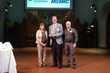 Bruce Bickford, COO and Co-Founder, receiving Innovator of the Year award